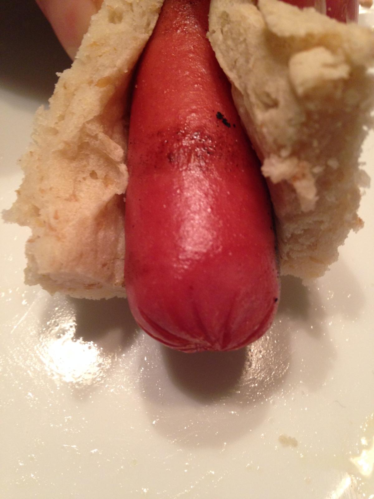 Gluten Free Vegan Hot Dog Bun or PitaBread