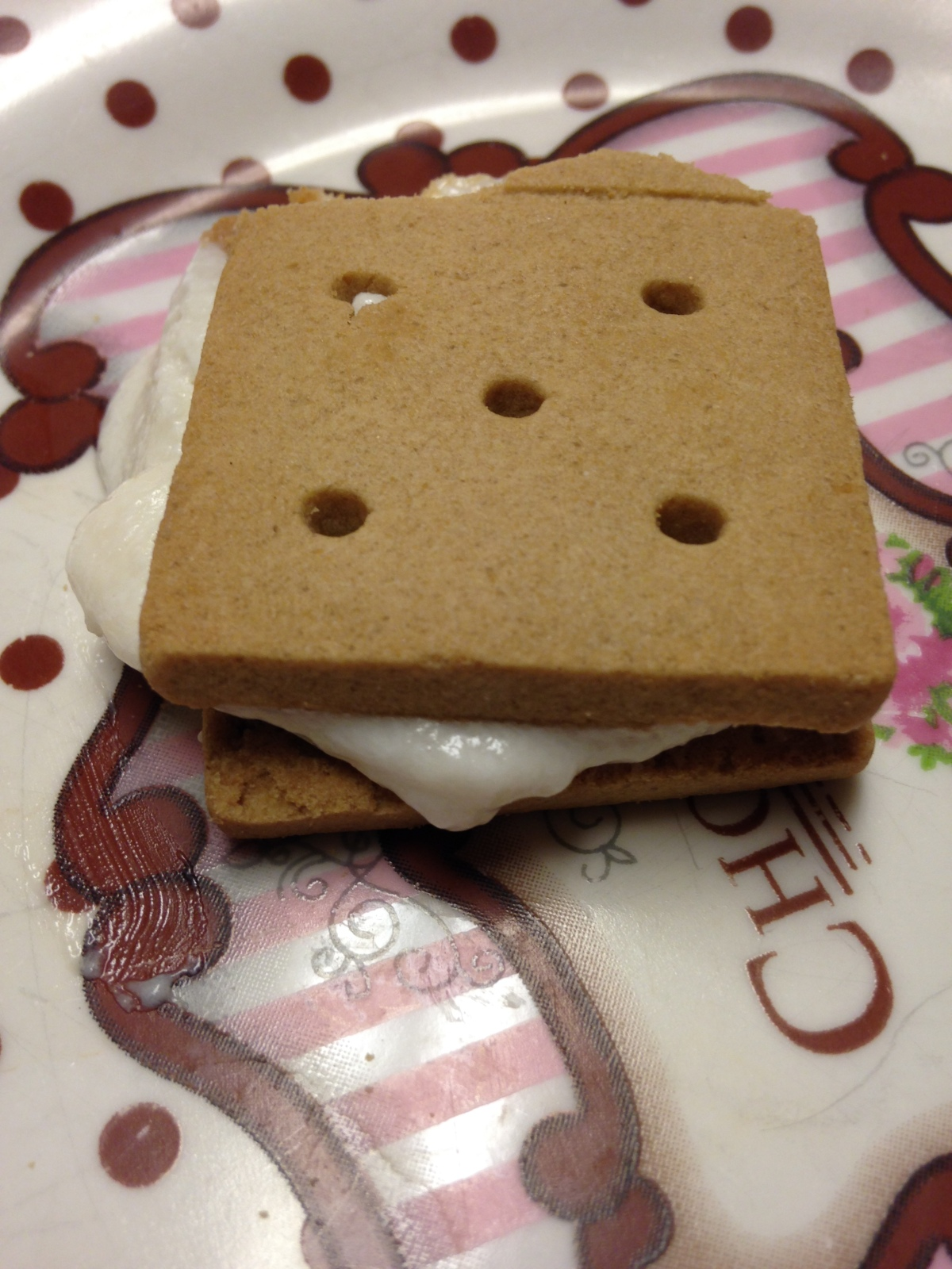 Frosted Graham Crackers