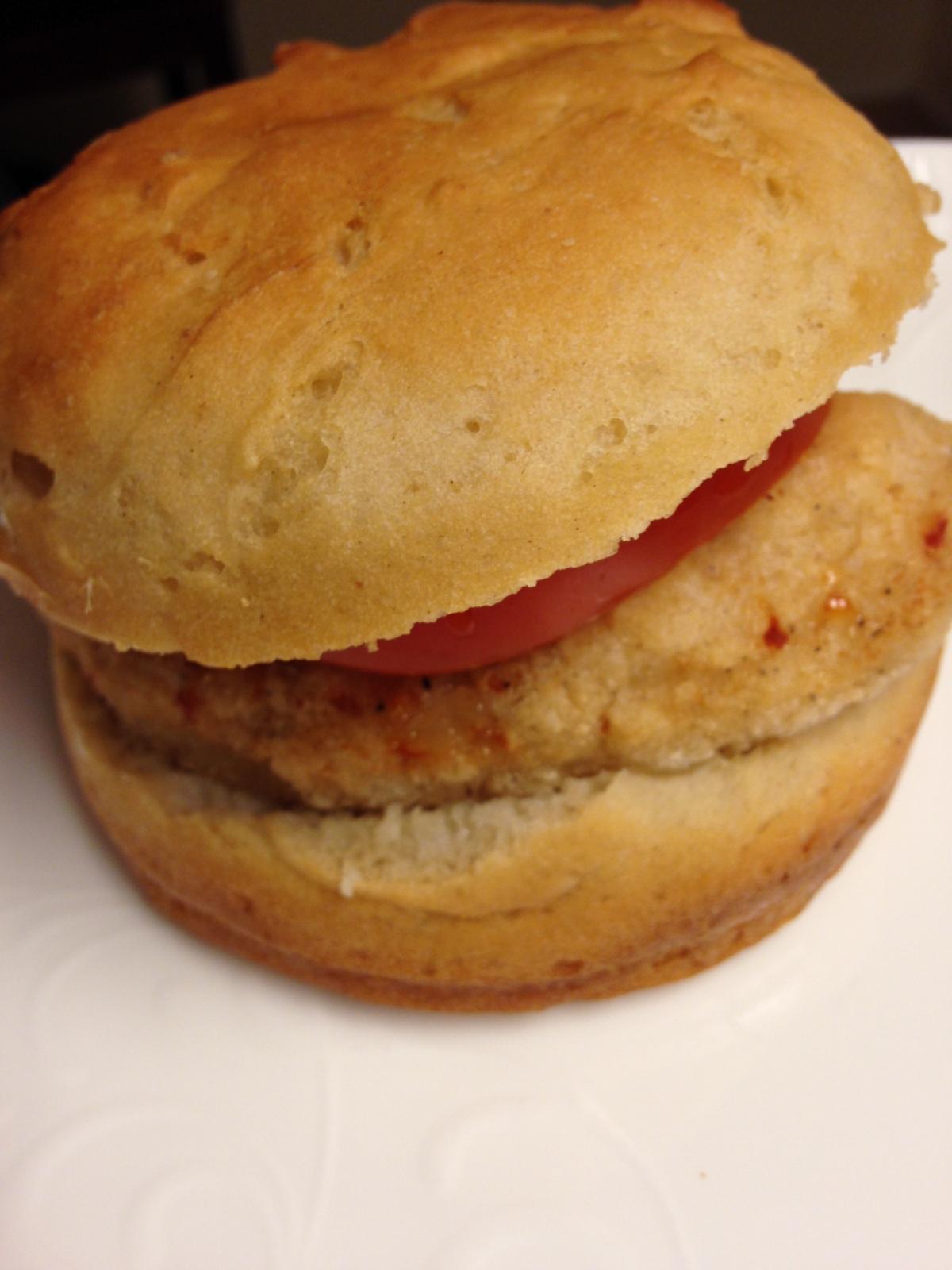 Pamela's Hamburger Buns