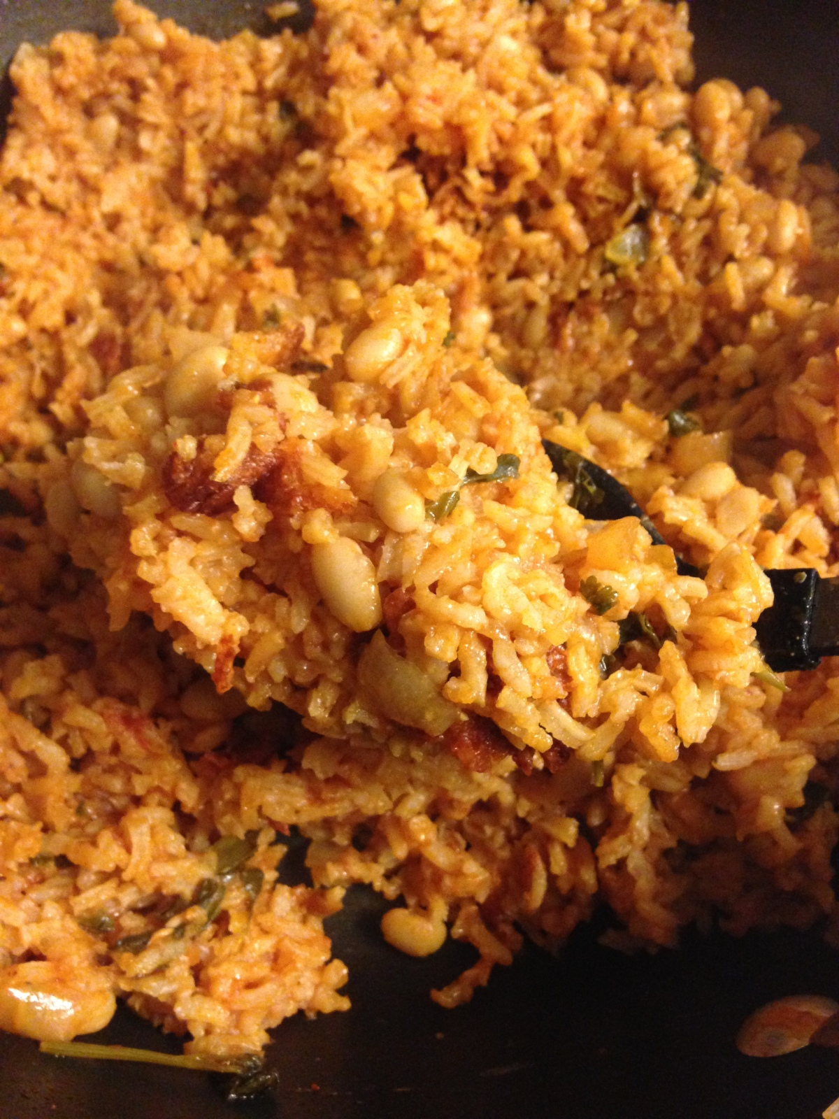 Dominican Beans andRice